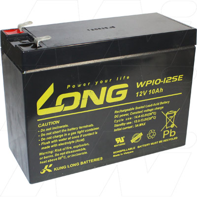 Drypower 12SB10C 12V 10Ah Sealed Lead Acid Battery
