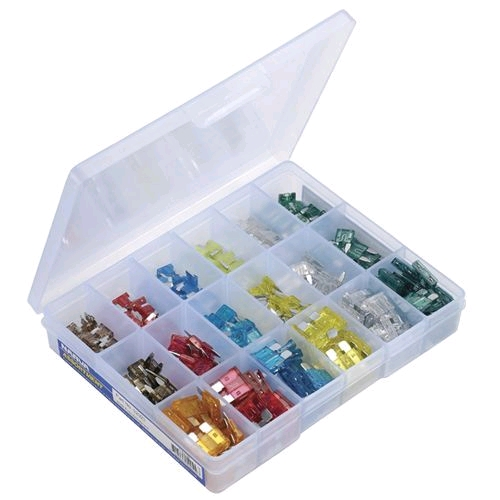 NARVA 52022 BLADE FUSE -300 PCS ASSORTMENT AUTO KIT CAR TRUCK