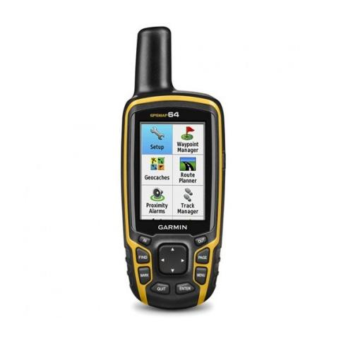 GARMIN GPSMAP64 FULL-FEATURED HANDHELD WITH GPS AND GLONASS