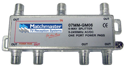 DIGIMATCH 07MM-GM06 A CLASS SPLITTER