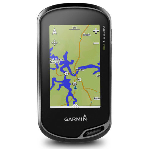 GARMIN OREGON 700WW HANDHELD GPS PRELOADED  BASEMAPS