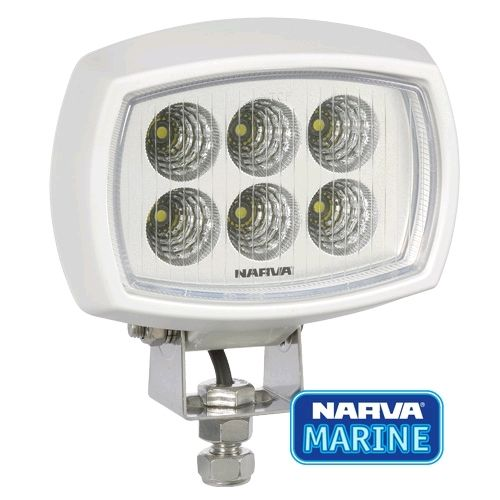 NARVA 72451W LED WORKLIGHT WORK LIGHT FLOOD BEAM 12V 24V WHITE