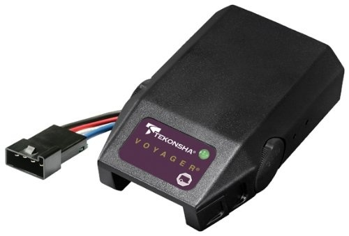 TEKONSHA  ELECTRIC BRAKE CONTROLLER VOYAGER TRAILER 12V 9030