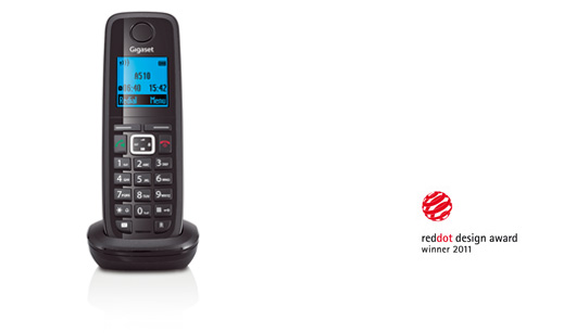 SIEMENS GIGASET A510H CORDLESS ADITIONAL HANDSET