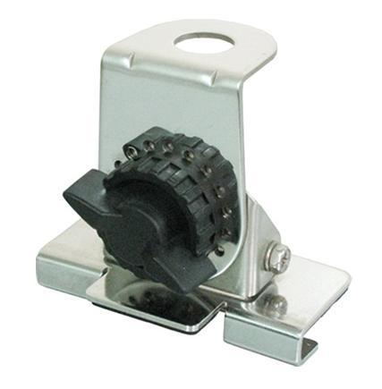 AXIS AM205 STAINLESS STEEL BOOT MOUNT WITH ADJUSTABLE ANGLE