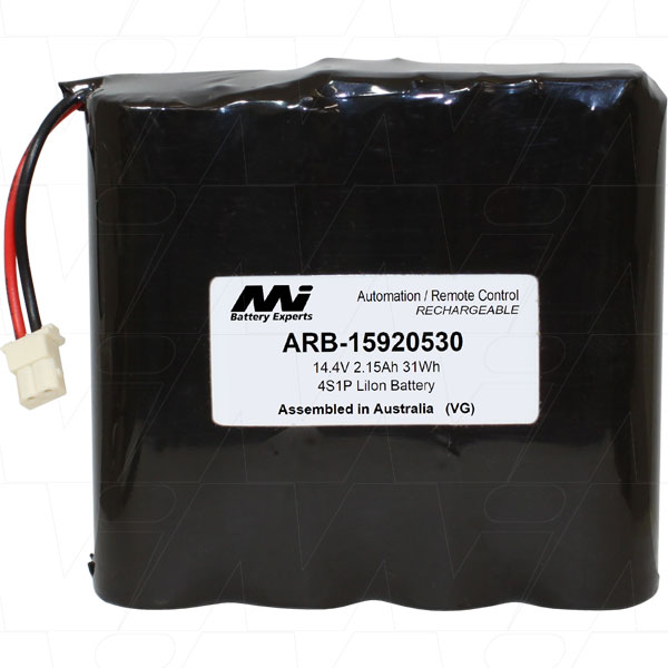 OZROLL CONTROLLER  ARB-15920530 RECHARGABLE BATTERY