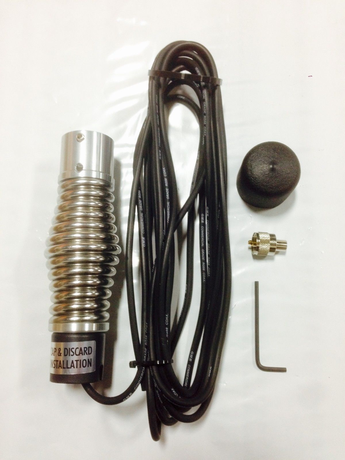 GME AS004 HEAVY DUTY BARREL SPRING CABLE AND CONNECTOR KIT