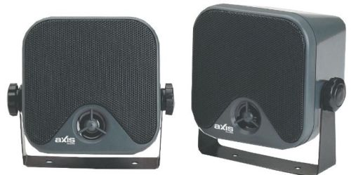 AXIS AX442 SURFACE MOUNT 50W SPEAKER SUIT OUTDOOR