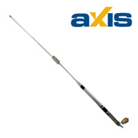 AXIS 6DB CH6DK S/S UHF ANTENNA HEAVY DUTY SPRING MOUNT