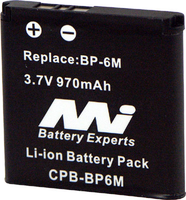 NOKIA BP6M REPLACEMENT MOBILE PHONE BATTERY