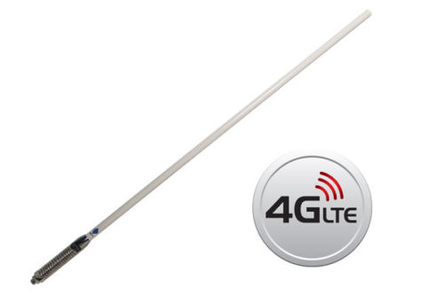 RFI CD7195-W MULTIBAND HIGH GAIN 6.5DBI MOBILE PHONE ANTENNA WHT