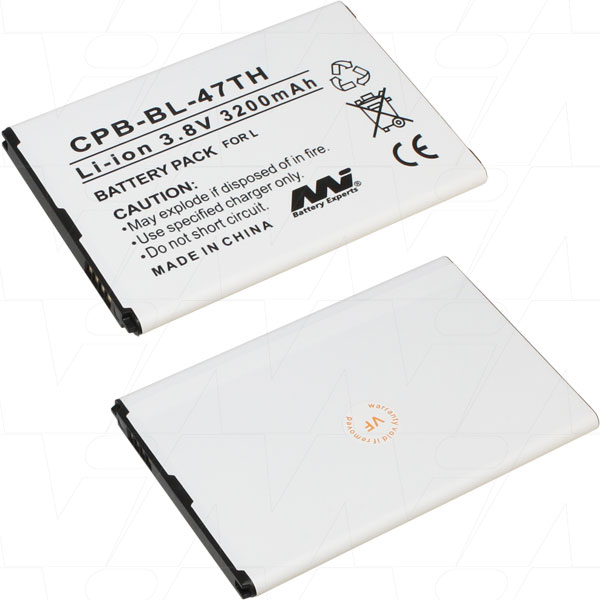 LG CPB-BL-47TH-BP1 MOBILE PHONE BATTERY