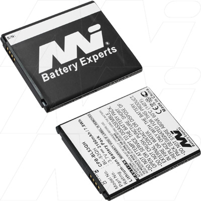 LG BL-53QH REPLACEMENT MOBILE BATTERY EAC61878605