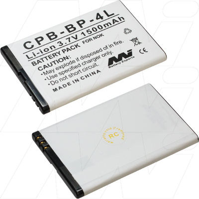 NOKIA BP-4L BP4L REPLACEMENT MOBILE PHONE BATTERY