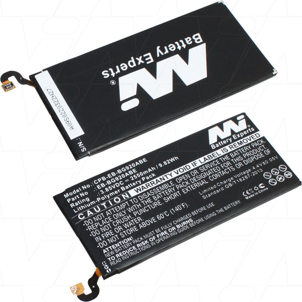 Samsung CPB-EB-BG920ABE-BP1 Mobile Phone Battery