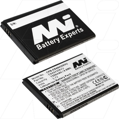 SAMSUNG GALAXY REPLACEMENT BATTERY EB494358VU
