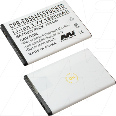 SAMSUNG REPLACEMENT GTI-5800 GTI5800 REPL BATTERY BST5044