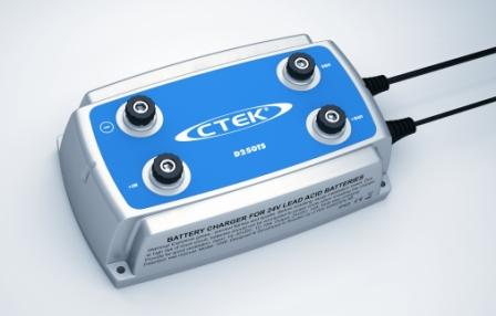 CTEK D250TS ISOLATOR  BATTERY CHARGER 24V DC-DC SMART