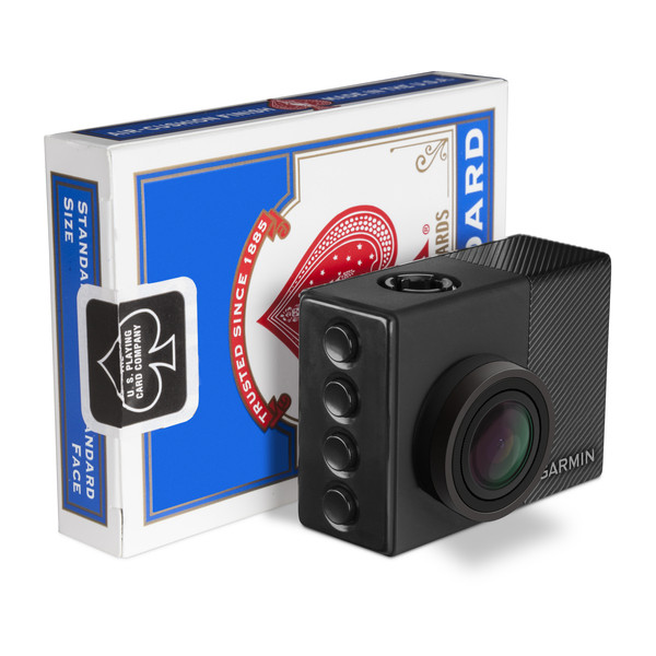GARMIN DASH CAM 65W GPS ENABLED CAM WITH EXTRA WIDE VIEW
