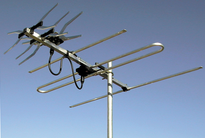 DIGIMATCH DG16 VHF UHF OUTDOOR ANTENNA