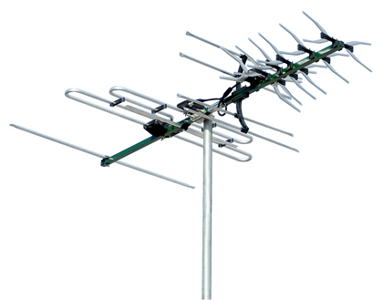 DIGIMATCH DG27 VHF UHF OUTDOOR ANTENNA DIGITAL TV PLASMA LCD