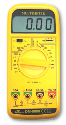 GENERAL DIGITAL MULTIMETER DM9080