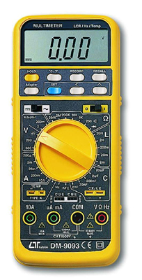 LCR DIGITAL MULTIMETER DM9093