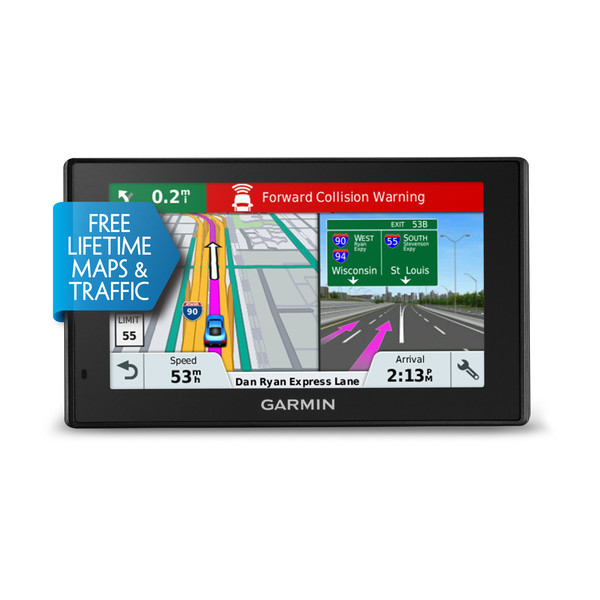 GARMIN DRIVEASSIST  51 LMT-S GPS NAVIGATION LIFETIME MAPS+TRAFFI
