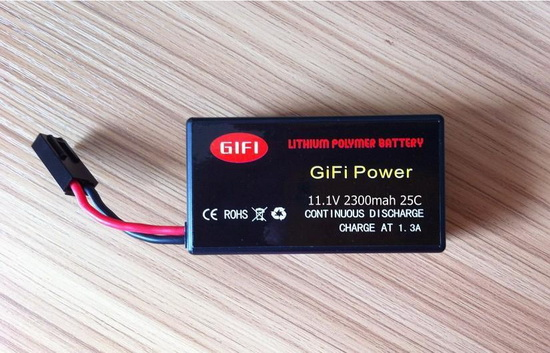 BATTERY FOR AR.DRONE 2.0 2300MAH HELICOPTER QUADRICOPTER