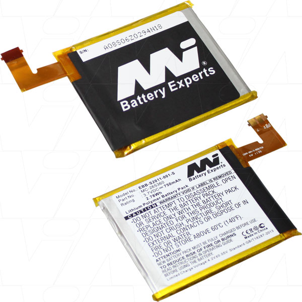 AMAZON KINDLE EBB-S2011-001-S-BP1 REPLACEMENT BATTERY