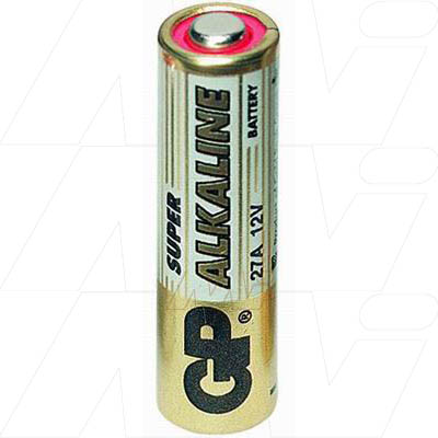 Specialised Alkaline Battery,High Voltage Series Cell GP27A-BP1