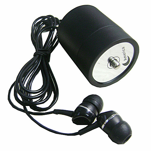 LIGHTNINGCELL WALL CONTACT MICROPHONE AUDIO LISTENING DEVICE