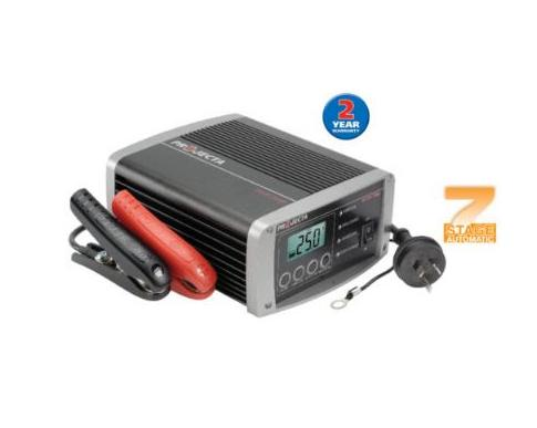 PROJECTA IC2500 12V 25AMP AUTOMATIC 7 STAGE BATTERY CHARGER