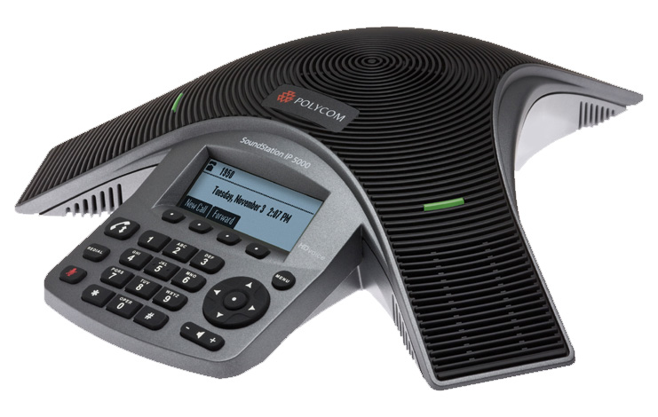 POLYCOM IP5000 CONFERENCE PHONE IP HD VOICE CLARITY