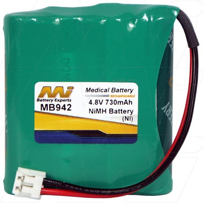 GRACO MB942 M13B8720-000 BABY MONITOR REP BATTERY