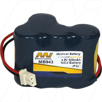 CONNECTOR MB943 BABY MONITOR REP BATTERY