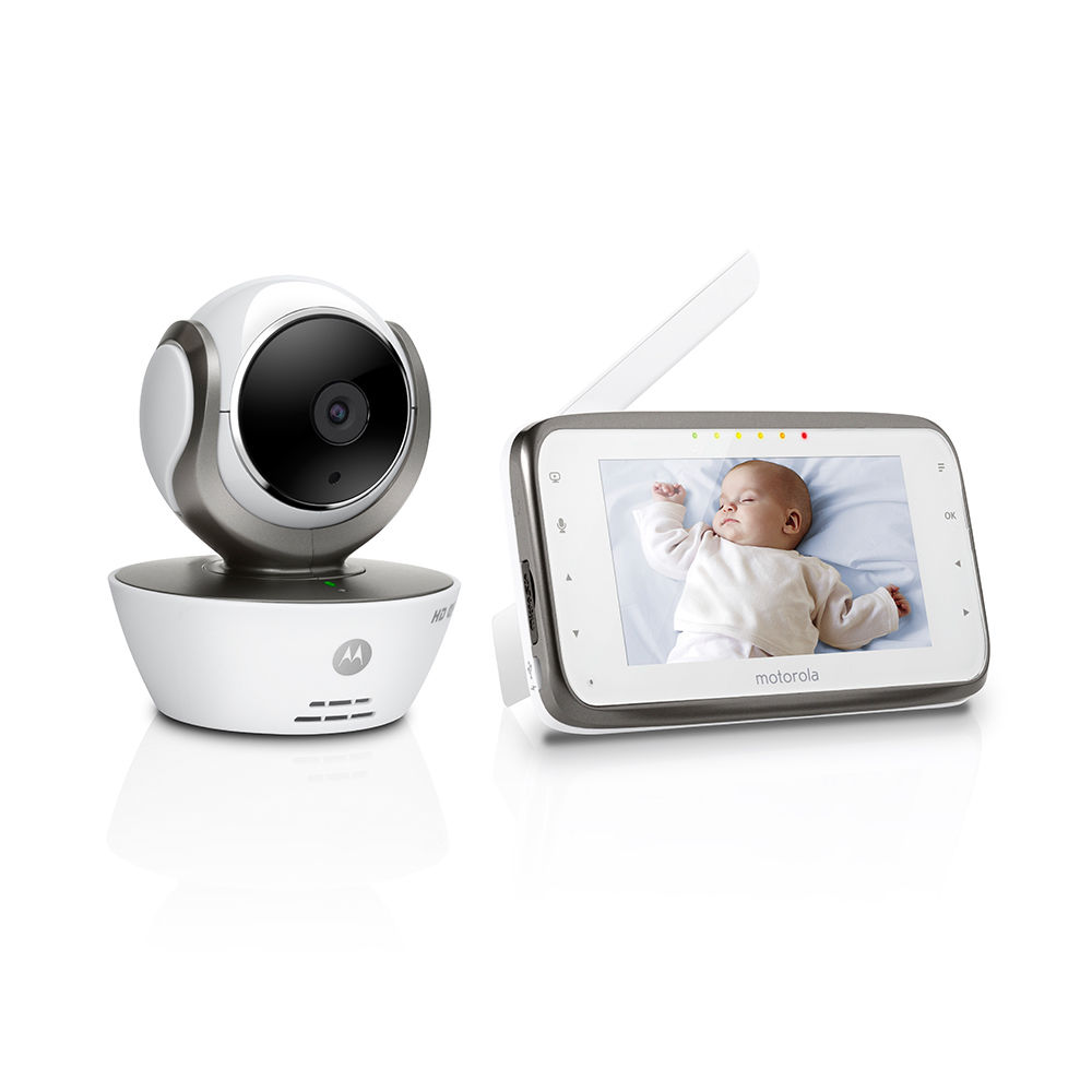 MOTOROLA MBP854 WI-FI HD BABY MONITOR CONNECT DIGITAL TOUCH SCRE