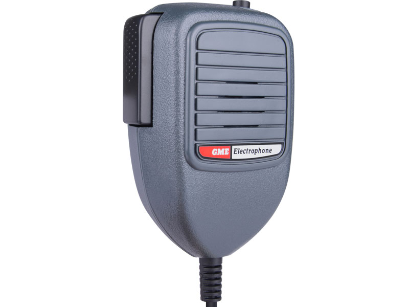 GME ELECTRET  MC405 MICROPHONE WITH TELEPHONE PLUG AND CH 8 BUTT