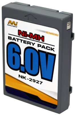 MI NIMH 6.0V 700MAH RC RECHARGEABLE BATTERY SUIT TOYS RC