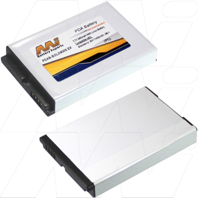 EXTENDED HIGH CAPACITY PDA BATTERY-PDAB-BOLD9000.EX-BP1
