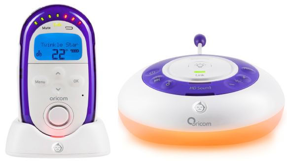 ORICOM SECURE 500 BUYERS LOOK AT SC510 1.8GHZ  BABY MONITOR