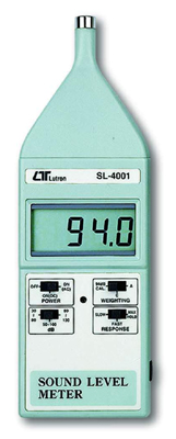 SL4001 SOUND LEVEL METER