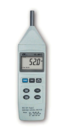 SL4012 SOUND LEVEL METER