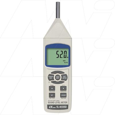LUTRON SL4033SD Sound Level Meter