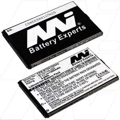 MOBILE PHONE REPLACEMENT BATTERY CPB-BT0010S002-BP1