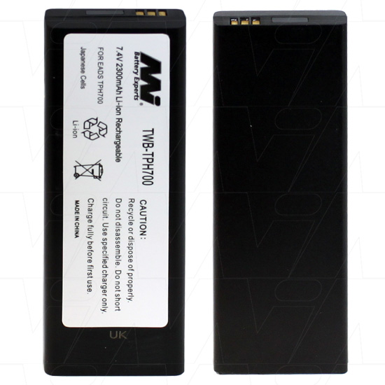 EADS TWB-TPH700 TWO-WAY RADIO BATTERY