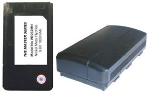 JVC VB962MH REPLACEMENT BATTERY