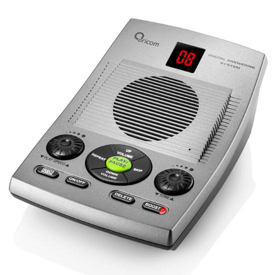 ORICOM AM900 AMPLIFIED DIGITAL ANSWERING MACHINE SYSTEM