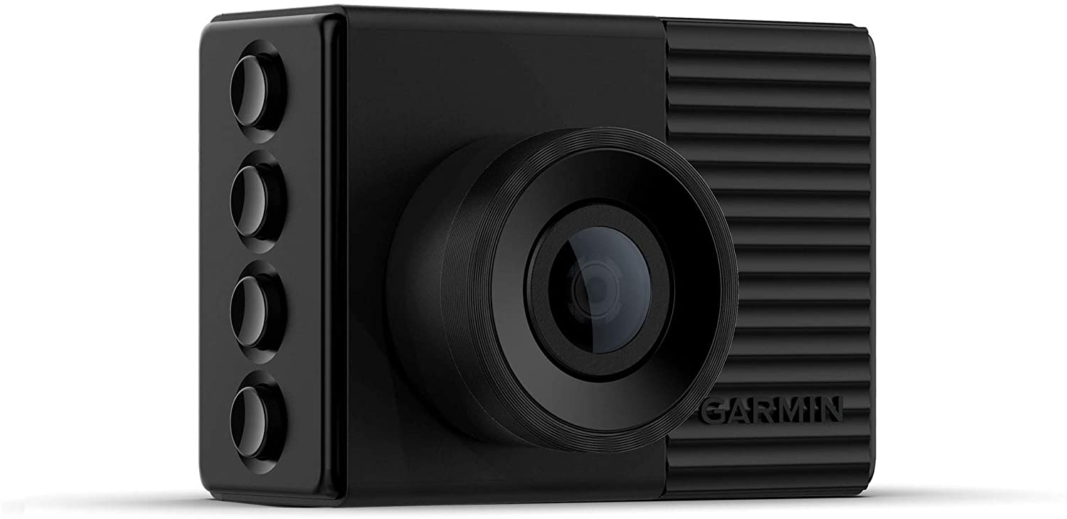 GARMIN DASH CAM 56 CRASH CAMERA 1440P DASH CAM 140-DEGREE FIELD