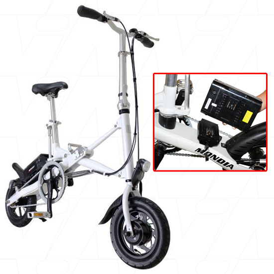 MONDIA CAVALIER FOLDABLE eBIKE ELECTRIC 12